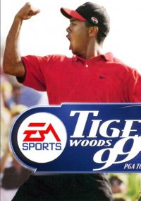 Обложка Tiger Woods 99 PGA Tour Golf