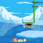 Скриншот Happy Penguin Egg Rush XD - Extreme Polar Pandemonium Survival Challenge – Изображение 2
