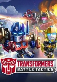 Обложка Transformers: Battle Tactics