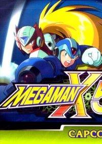 Обложка Mega Man X5