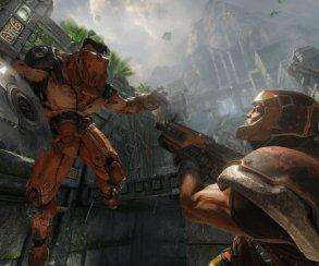 Разработчики показали «чистый игровой процесс» Quake Champions