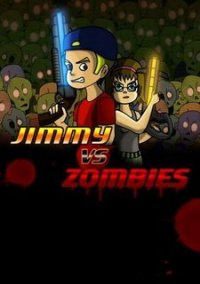 Обложка Jimmy Vs Zombies