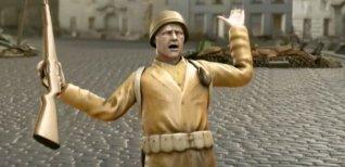 Panzer General Online. Видео #1