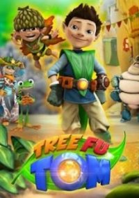 Обложка Tree Fu Tom 3D Adventures
