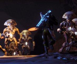 Новые кадры из Destiny запечатлели баталии и пейзажи