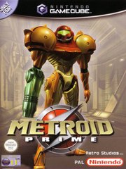 Обложка Metroid Prime