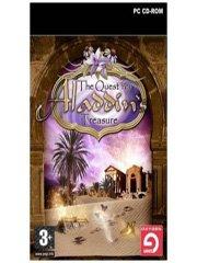 Обложка Quest for Aladdin's Treasure