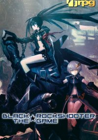 Black Rock Shooter: The Game – фото обложки игры