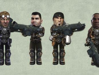 Сюжет Gears of War за 7 минут. Мультфильм