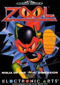 Обложка Zool: Ninja of the 'Nth' Dimension