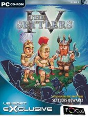 Обложка The Settlers 4