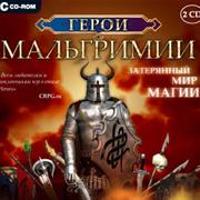 Обложка Герои Мальгримии. Затерянный мир магии