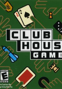 Обложка Clubhouse Games