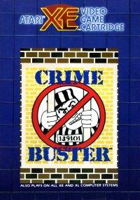 Обложка Crime Buster