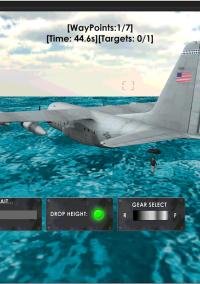 Обложка Flight Sim: Transport Plane 3D