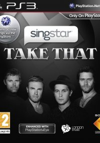Обложка SingStar: Take That