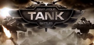 Gratuitous Tank Battles. Видео #1