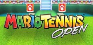 Mario Tennis Open. Видео #1