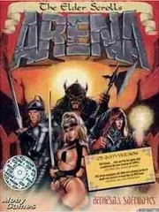 Обложка The Elder Scrolls Chapter One: Arena