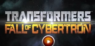 Transformers: Fall of Cybertron. Видео #14
