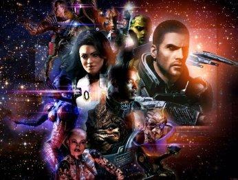 [21:00] Mass Effect 2 в прямом эфире