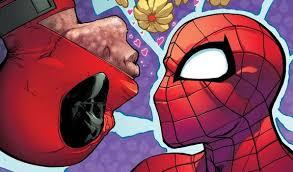 Дэдпул поцеловал Человека-паука на «Золотом Глобусе»