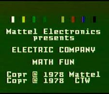The Electric Company: Math Fun