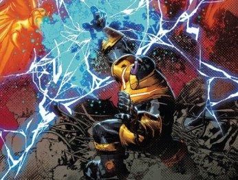 Главный враг Мстителей безумный титан Танос стал... простым смертным?