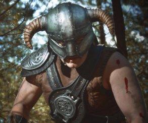 Косплей дня: Довакин и Эйла Охотница из The Elder Scrolls V: Skyrim