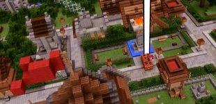 Minecraft. Демонстрация для HoloLens E3 2015
