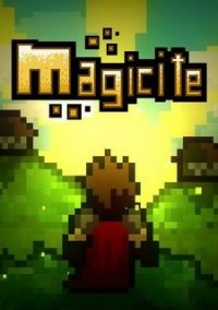 Обложка Magicite