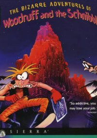 The Bizarre Adventures of Woodruff and the Schnibble – фото обложки игры