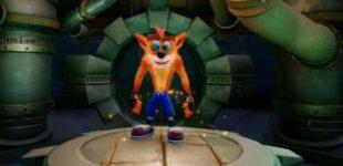 Crash Bandicoot N. Sane Trilogy. Геймплей уровня Sewer Or Later