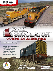 Обложка Rail Simulator Official Expansion Pack