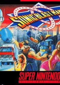 Sonic Blast Man – фото обложки игры