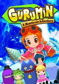 Обложка Gurumin: A Monstrous Adventure