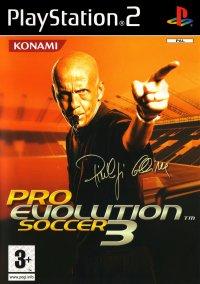Обложка Pro Evolution Soccer 3