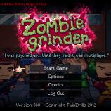 Скриншот Zombie Grinder