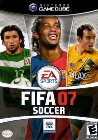 Обложка FIFA 07 Soccer