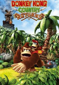 Обложка Donkey Kong Country Returns