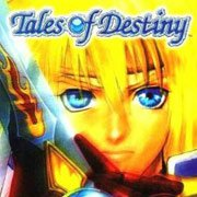 Обложка Tales of Destiny