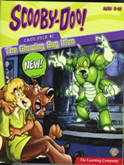 Обложка Scooby-Doo! Case File #1: The Glowing Bug Man