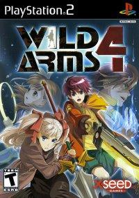 Обложка Wild Arms 4