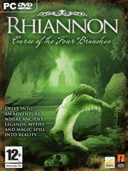 Обложка Rhiannon: Curse of the Four Branches