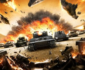 Стартовал прием заявок на закрытую бету World of Tanks Xbox360 Edition