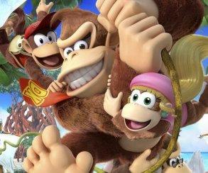 Donkey Kong для Wii U дебютировала в чартах Японии на втором месте