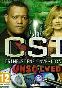 Обложка CSI: Unsolved