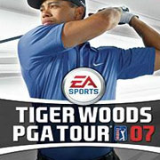 Обложка Tiger Woods PGA TOUR 07
