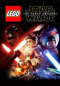 Обложка Lego Star Wars: The Force Awakens