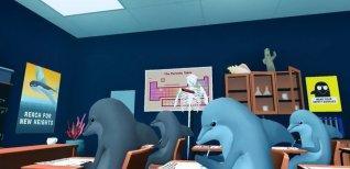 Classroom Aquatic. Видео #2